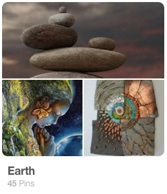 Earth Pinterest Board
