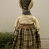 Colonial Spool Doll