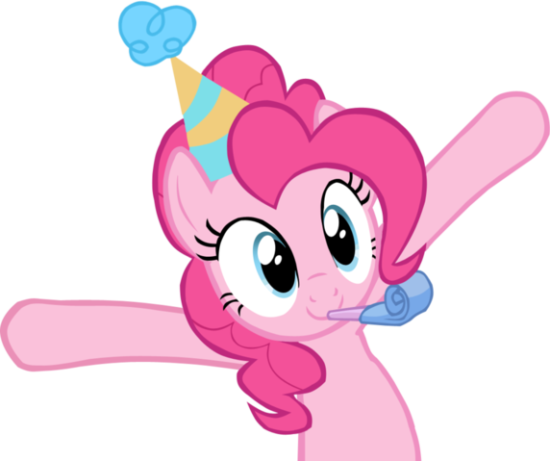1FANMADE_Pinkie_Pie_celebrating_with_arms_up