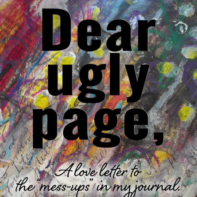 Dear Ugly Page