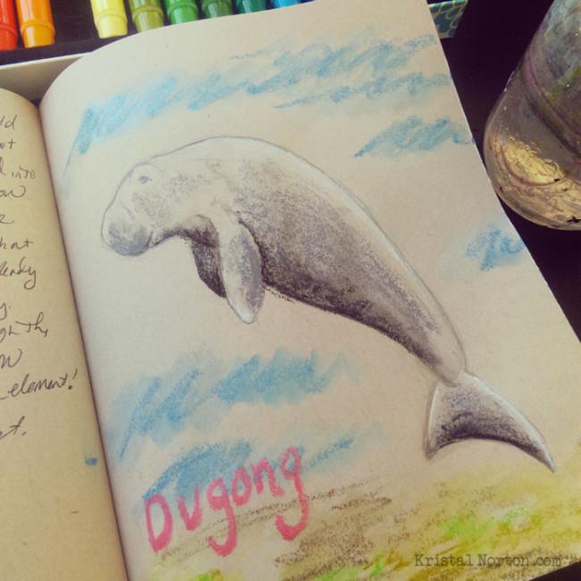 Journaling Dugong